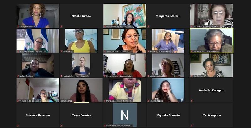 Panamá a la vanguardia de la integración regional de mujeres políticas